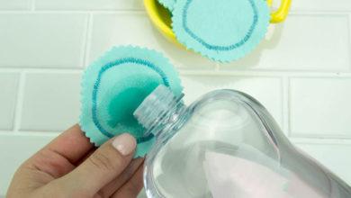 Photo of نحوه دوخت پد پاک کننده آرایش چند بار مصرف در خانه