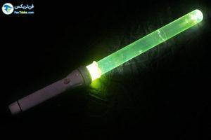 9 آموزش ساختن شمشیرنوری