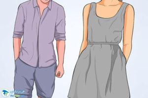 1 طرز پوشیدن لباس در کشور هند