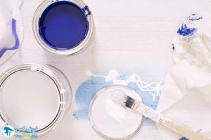 1 فواید و مضرات رنگ بدون ترکیبات آلی فرار