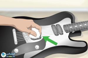 1 جلوگیری از خوردگی اجزای گیتار
