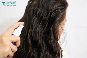 1 فر کردن مو با نوار کاغذی
