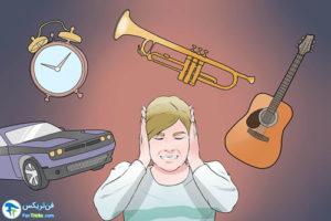 1 درمان و غلبه بر پرشنوایی گوش