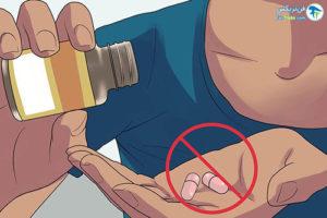 1 جلوگیری از ناراحتی معده ناشی از مصرف ویتامین ها