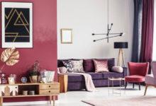 Photo of نحوه استفاده از رنگ قرمز و صورتی در دکوراسیون خانه