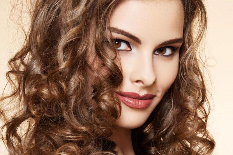 11 فر کردن مو با نوار کاغذی
