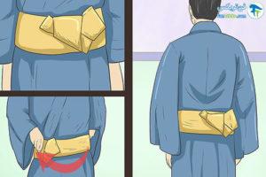 12 آموزش پوشیدن یوکاتا