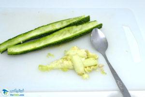 2 طرز تهیه غذا با بیتر ملون