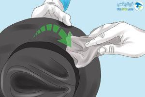 2 چگونه کلاه نمدی را شسته و تمیز کنیم