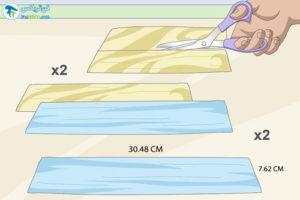 2 روش ساخت کلاه بوکت