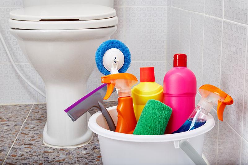 2 راهنمای خرید تمیز کننده توالت فرنگی