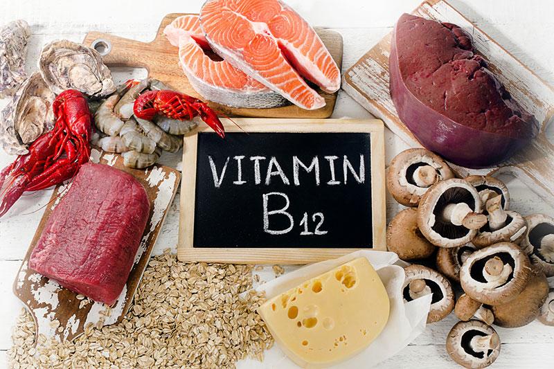2 رابطه بین ویتامین B12 و وزن