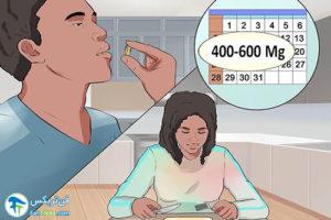 3 افزایش جذب اسید فولیک در بدن