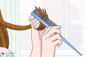 3 طرز باز کردن بافت دردلاک مو