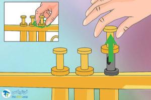 3 طرز روغن کاری دریچه ترومپت