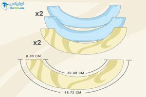 3 روش ساخت کلاه بوکت