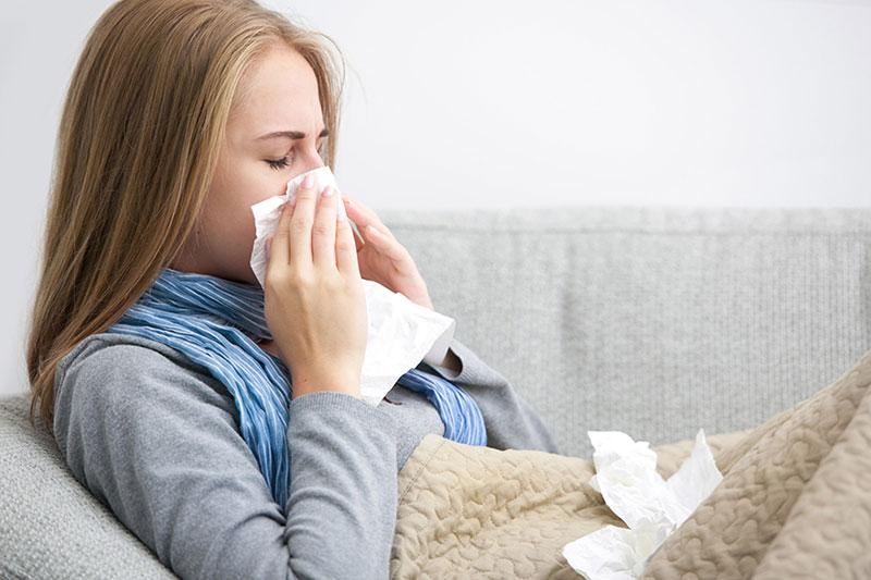 3 رفع کسالت هنگام سرماخوردگی