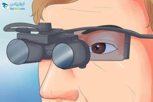 3 درمان اختلالات بینایی پس از سکته مغزی