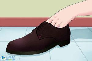 3 از بین بردن صدای کفی ارتوتیک کفش