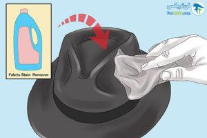 5 چگونه کلاههای نمد را شسته و تمیزکنیم