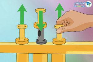 5 طرز روغن کاری دریچه ترومپت