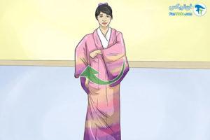 5 آموزش پوشیدن یوکاتا
