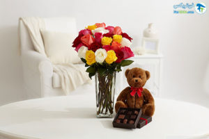5 سورپرایزکردن افراد با ارسال گل و هدیه