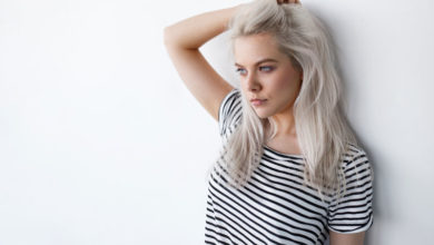 Photo of آموزش رنگ کردن موهای سفید یا دکلره، با رنگ های موقت، دائمی و نیمه دائمی
