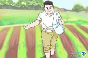 6 افزایش کیفیت خاک با ازکوداوره