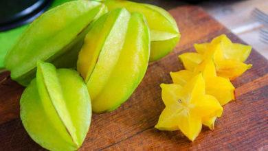 Photo of نحوه مصرف و خوردن میوه ستاره یا اختری