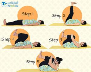 6 حرکات یوگا برای افزایش رشدمو