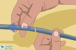 7 طرز برش دادن کابل آرمورد