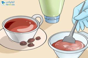 7 روش خانگی رنگکردن موهایدکلره