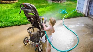 Photo of چگونه کالسکه بچه را شسته و تمیز کنیم؟