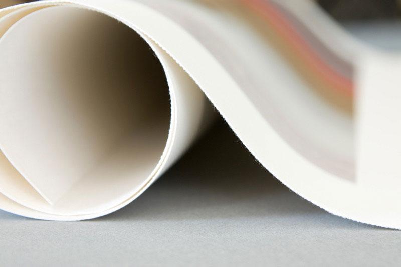 8 طرز صاف کردن کاغذ رول شده