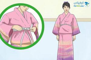 8 آموزش پوشیدن یوکاتا
