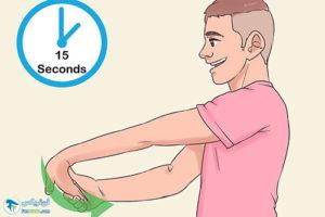 9 پیشگیری از درد دست ناشی از خطاطی