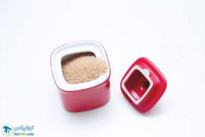 1 جلوگیری از سفت شدن شکر قهوه ای