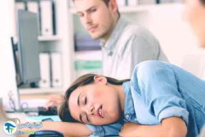 1 درمان خانگی حمله خواب
