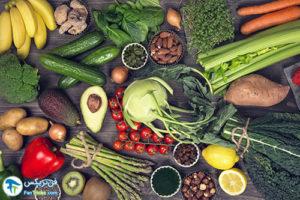 1 ترکیب مواد غذایی اسیدی و قلیایی با هم