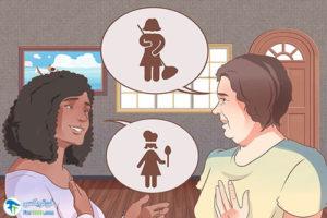 1 زندگی با مادر شوهر در یک خانه