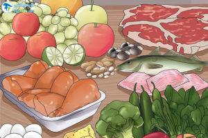 1 کاهش وزن با رژیم غذایی بدون گلوتن