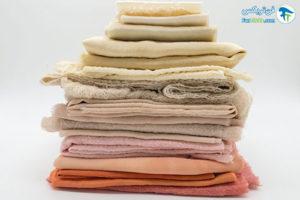 1 نحوه شستن الیاف و پارچه های بامبو
