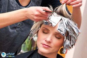 1 فواید سلفون درمانی مو