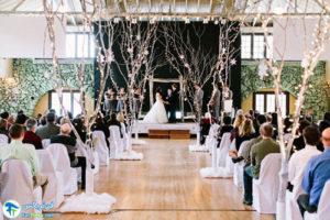 1 کارهای بی ادبانه در مراسم عروسی