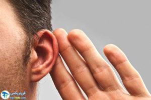 1 علت زنگ زدن گوش در اثر صدای بلند