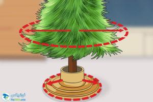 1 راهنمای خرید دامن درخت کریسمس