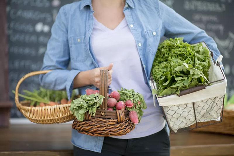 2 کاشت سبزیجات در اواخر تابستان