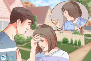 2 زندگی با مادر شوهر در یک خانه