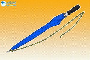 2 طرز ساخت بند برای چتر